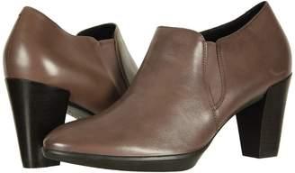 Ecco Shape 55 Plateau Stack Shootie High Heels