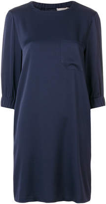 Vince mini dress with a chest pocket