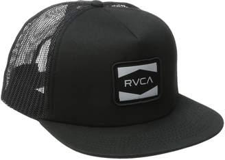 RVCA Men's Injector Trucker Hat