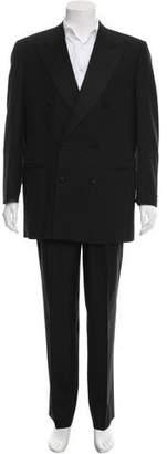 Canali Wool Tuxedo Suit