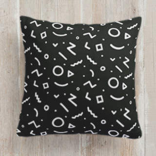 shapes Square Pillow