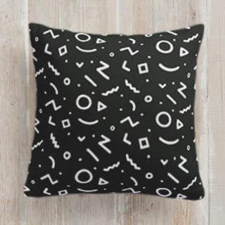 shapes Square Pillow