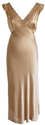 Lily Ashwell Mary Dress - Honey Silk
