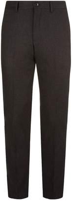 Michael Kors Wool Slim Fit Trousers