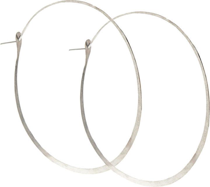 Melissa Joy Manning Extra Large Hoop Earrings