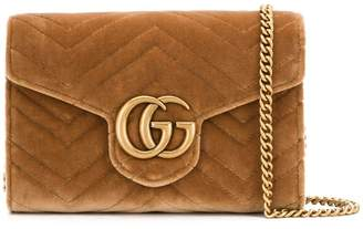 Gucci square crossbody bag