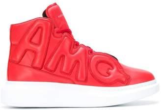 Alexander McQueen AMQ high-top sneakers