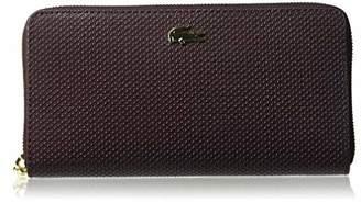 Lacoste Women's Chantaco Large Zip Wallet