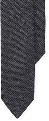 Ralph Lauren Tick-Weave Narrow Tie