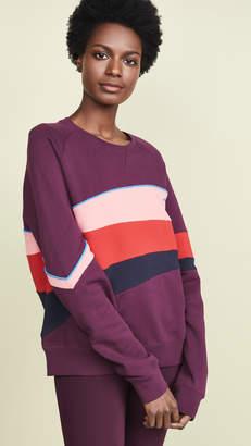 The Upside Retro Bondi Crew Sweatshirt