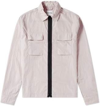 Mki MKI Nylon Zip Shirt Jacket