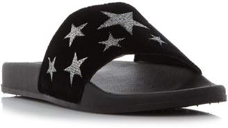 Head Over Heels Linders Star Pool Slider Sandals