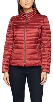 Gerry Weber Women's 300-95049-31179 Quilted Long Sleeve Jacket,(Manufacturer Size: 36)