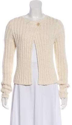 Brunello Cucinelli Sequin-Embellished Long Sleeve Cardigan Sequin-Embellished Long Sleeve Cardigan