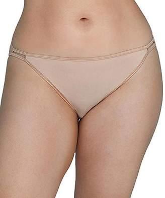 Vanity Fair Women's illumination Plus Size Bikini Panty 18810