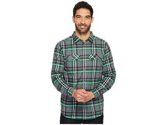 Jack Wolfskin Valley Shirt Men's Clothing