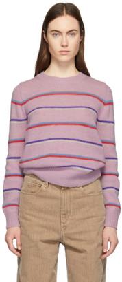 Etoile Isabel Marant Purple Gian Sweater