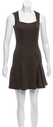 Jay Godfrey Sleeveless Mini Dress