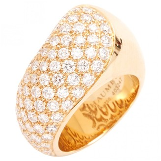 Chaumet Gold Yellow gold Ring