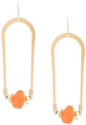 Petite Grand Plateau earrings