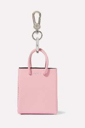MEDEA - Prima Mini Leather Tote - Pink