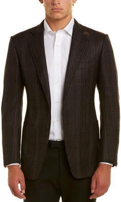 Tom Ford Silk & Cashmere-Blend Sportcoat
