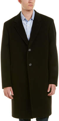 Brooks Brothers Brooks Brother Wool Town Coat