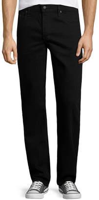 Arizona Flex Denim Original Straight-Leg Jeans