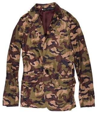 DSQUARED2 Camouflage Deconstructed Blazer