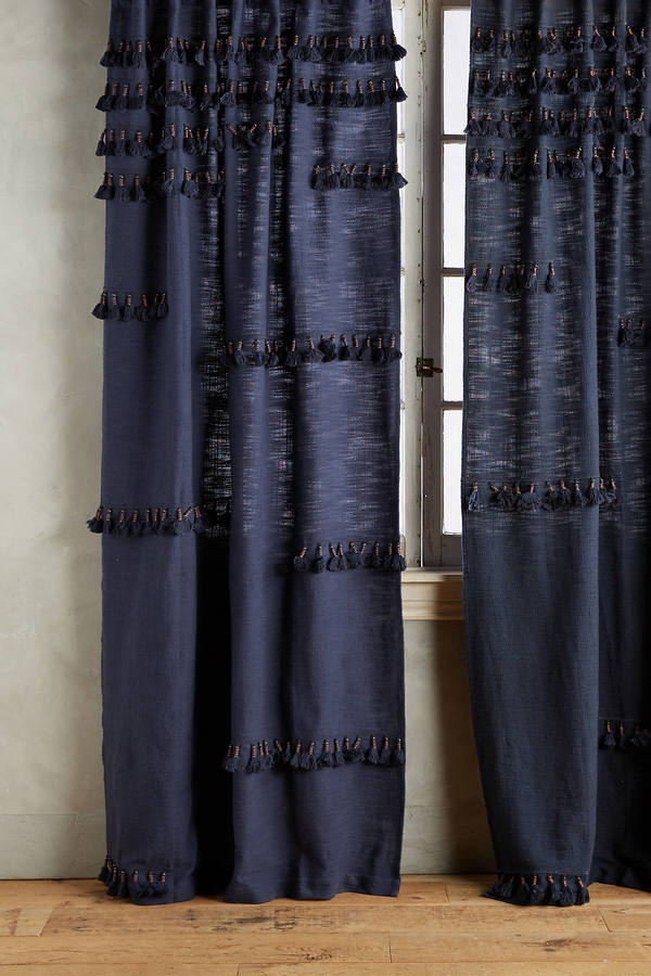 Anthropologie Anthropologie Milly Curtain