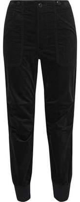 Vince Stretch-Cotton Corduroy Track Pants