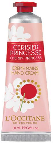 L'Occitane Cherry Princess Hand Cream