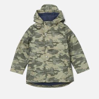 Joules Boys' Dermot Waterproof Coat