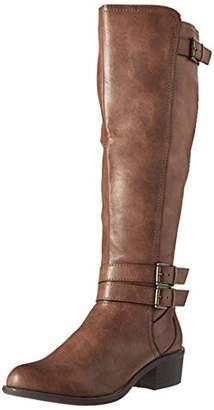 Madden-Girl Women's Warner Equestrian Boot