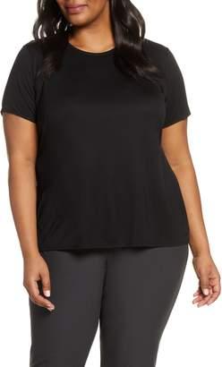 Eileen Fisher Short Sleeve Tencel® Lyocell Tee