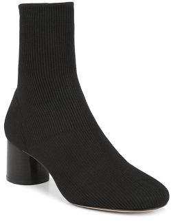 Vince Tasha Knit Ankle Boots