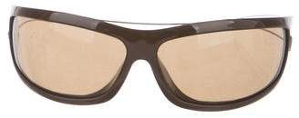 Christian Dior Tinted Shield Sunglasses