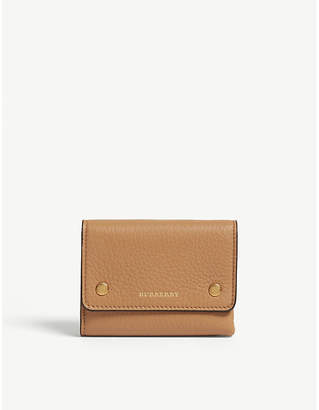 Burberry Ludlow leather small wallet