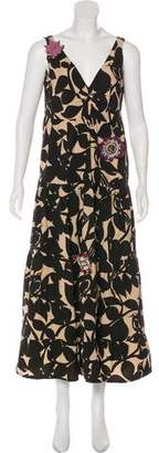 Hoss Intropia Printed Maxi Dress