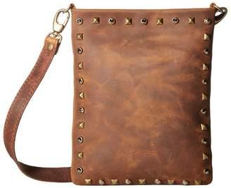 Leather Rock Nora Crossbody Cross Body Handbags