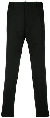 DSQUARED2 tailored fitted trousers