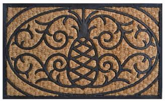 Three Posts Sattler Pineapple Rectangle Doormat