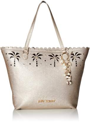 Betsey Johnson Coconuts About You Tote Bag