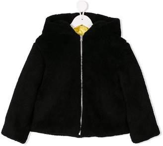 Marni zipped hooded jacket
