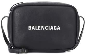 Balenciaga Everyday S leather crossbody bag