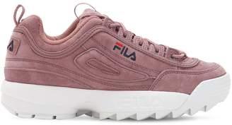 Fila Urban Disruptor Suede Platform Sneakers