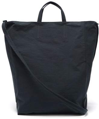 Acne Studios Baker Canvas Tote Bag - Mens - Black