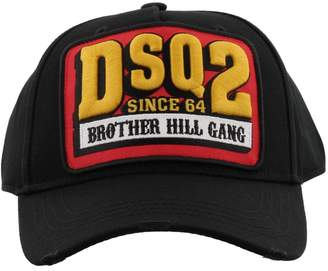DSQUARED2 Brother Hill Gang Baseball Cap