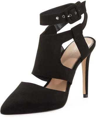 BCBGeneration Heather Pointed Strappy Pumps