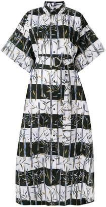 Kenzo Hawaiian Memento dress